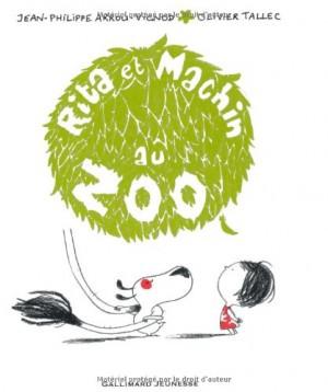 """Afficher """"Rita et Machin n° 14Rita et Machin au zoo"""""""
