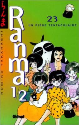 """Afficher """"Ranma 1-2 n° 23 Un piège tentaculaire"""""""