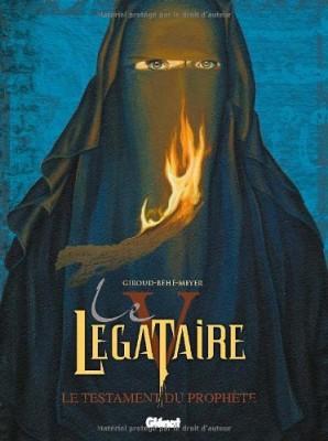 """Afficher """"Le légataire n° 5 Le testament du prophète"""""""