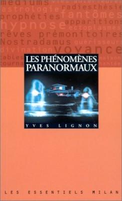 """Afficher """"Les phénomènes paranormaux"""""""