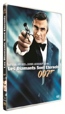 "Afficher ""James Bond Les diamants sont éternels"""