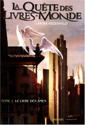 """Afficher """"Quête des Livres-Monde (La) n° 1 Livre des âmes (Le)"""""""