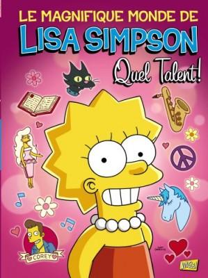 """Afficher """"Le magnifique monde de Lea Simpson n° 1 Quel talent !"""""""