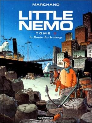 """Afficher """"Little Nemo n° 3 La route des Icebergs"""""""