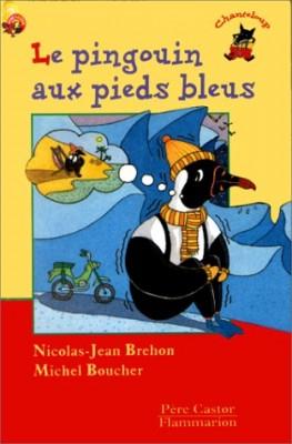 """Afficher """"Le pingouin aux pieds bleus"""""""