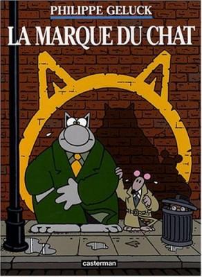 """Afficher """"le Chat n° 14 La marque du chat"""""""