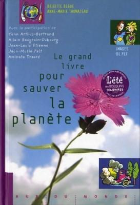 """Afficher """"grand livre pour sauver la planète (Le)"""""""