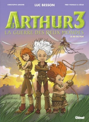 "Afficher ""Arthur 3"""