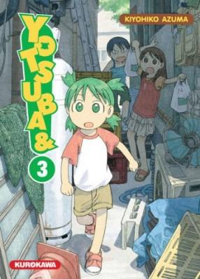 """Afficher """"Yotsuba & ! n° 3"""""""
