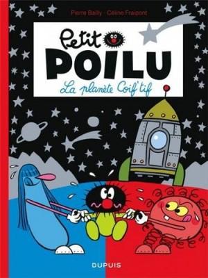 """Afficher """"Petit Poilu n° 12 La planète Coif'tif"""""""