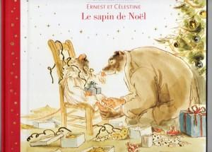 """Afficher """"Ernest et Célestine : le sapin de Noël"""""""