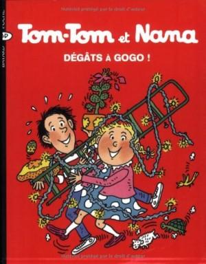 """Afficher """"Tom-Tom et Nana n° 23 Dégâts à gogo"""""""