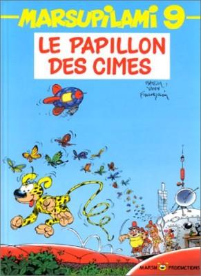 """Afficher """"Marsupilami n° 09 Le papillon des cimes"""""""