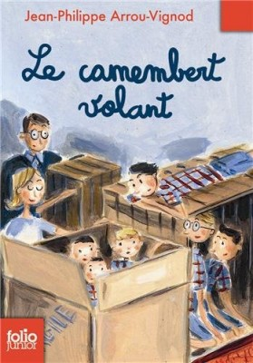 """Afficher """"Histoires des Jean-Quelque-ChoseLe camembert volant"""""""