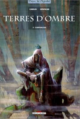 "Afficher ""Terres d'ombre n° 3Chrysalide"""