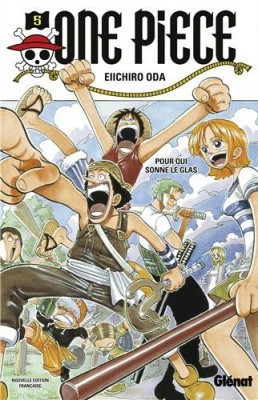 """Afficher """"One Piece n° 5 Pour qui sonne le glas"""""""