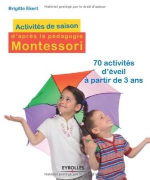 """Afficher """"Activités de saison d'après la pédagogie Montessori"""""""