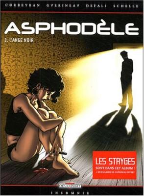 """Afficher """"Asphodèle n° 3 L'ange noir"""""""