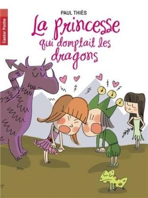 """Afficher """"princesse qui domptait les dragons (La)"""""""