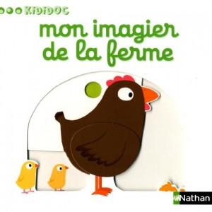 """Afficher """"Mon imagier de la ferme"""""""
