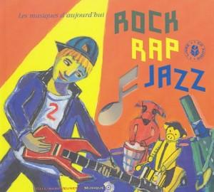 "Afficher ""Rock, rap, jazz"""