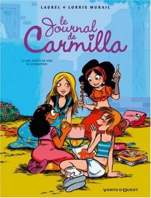 """Afficher """"journal de Carmilla (Le) n° 2Le journal de Carmilla"""""""