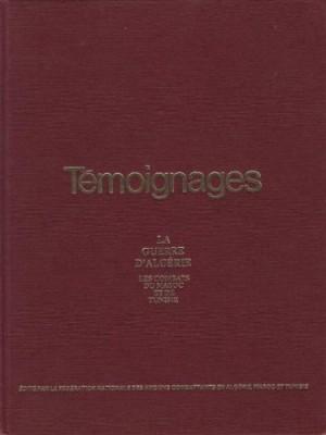 """Afficher """"Témoignages"""""""