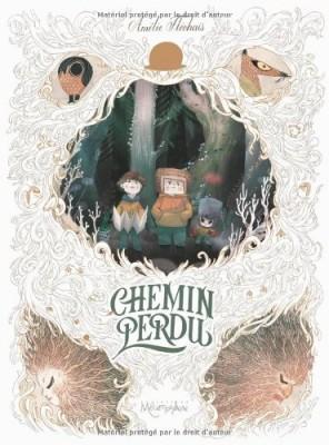 vignette de 'Chemin perdu (Amélie Fléchais)'