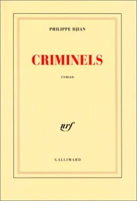 Couverture de Criminels