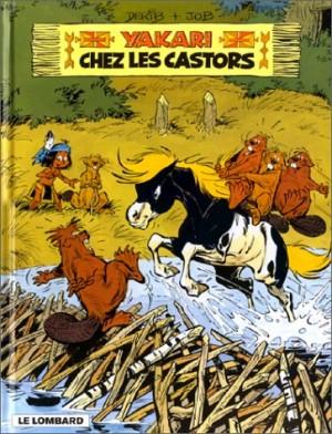 "Afficher ""Yakari n° 3 Yakari chez les castors"""