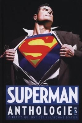 """Afficher """"SupermanSuperman anthologie"""""""