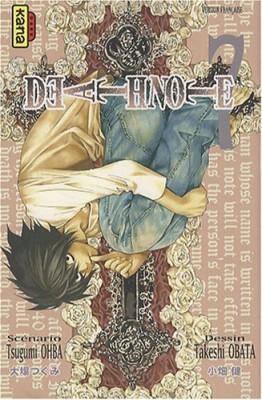 """Afficher """"Death note n° 7"""""""