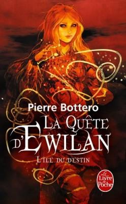 """Afficher """"La quête d'Ewilan n° 3 L'île du destin"""""""