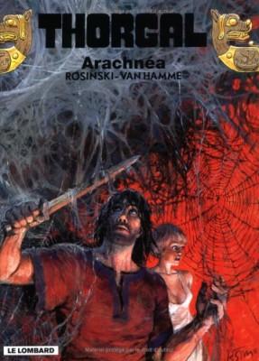 """Afficher """"Thorgal n° 24 Thorgal : Arachnea"""""""