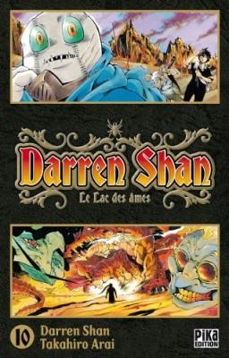 """Afficher """"Darren Shan n° 10 Le lac des âmes"""""""