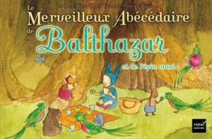"""Afficher """"Le merveilleux abécédaire de Balthazar, et de Pépin aussi !"""""""