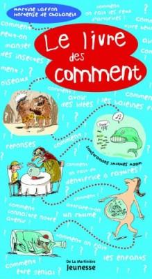 """Afficher """"Le Livre des comment"""""""