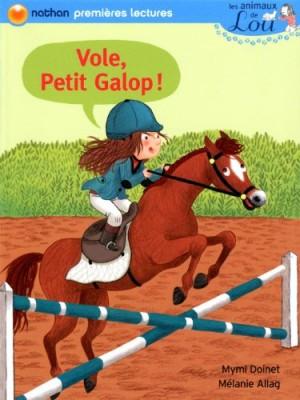 """Afficher """"Les animaux de Lou Vole Petit Galop !"""""""