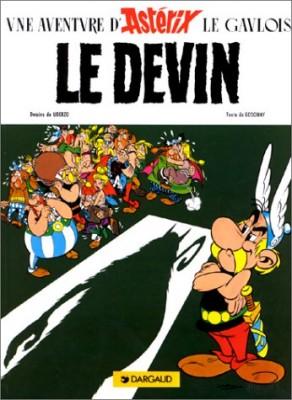 "Afficher ""Astérix n° 19 Le Devin"""