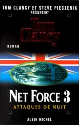 """Afficher """"Net force n° 3 Attaques de nuit"""""""