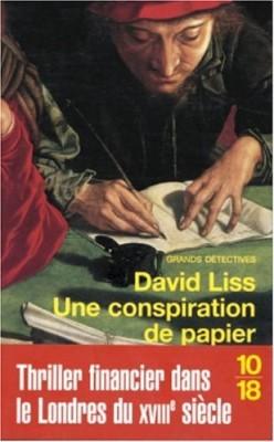 """Afficher """"Une conspiration de papier"""""""
