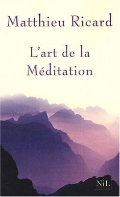 """Afficher """"L'art de la méditation"""""""