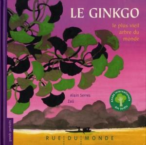 "Afficher ""Le ginkgo"""