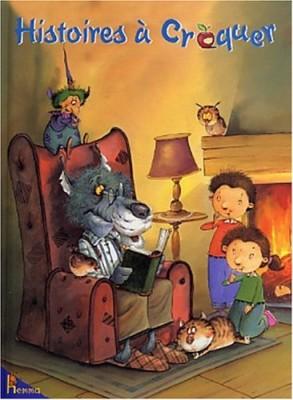 """Afficher """"Histoire à croquer avant d'aller se coucher..."""""""