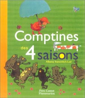 """Afficher """"Comptines des quatre saisons"""""""