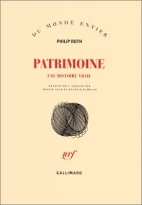 "Afficher ""Patrimoine"""