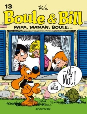"Afficher ""Boule & Bill n° 13 Papa, maman, Boule"""