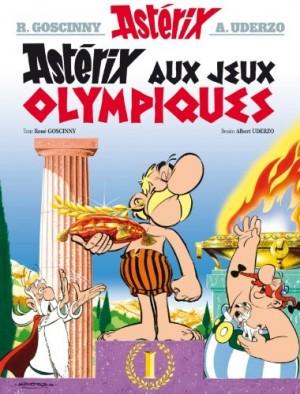 """Afficher """"Une aventure d'Astérix n° 12 Astérix aux jeux Olympiques"""""""