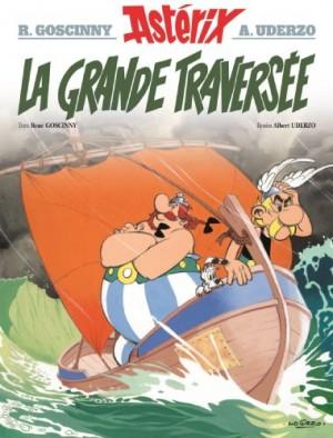 """Afficher """"Une aventure d'Astérix n° 22 La grande traversée"""""""