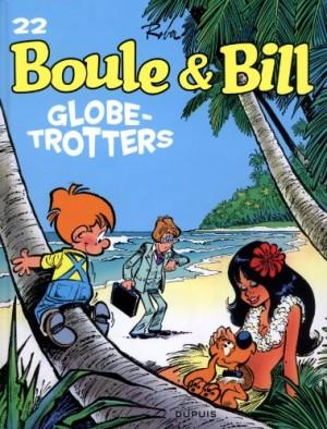 """Afficher """"Boule et Bill n° 22 Globe-trotters"""""""
